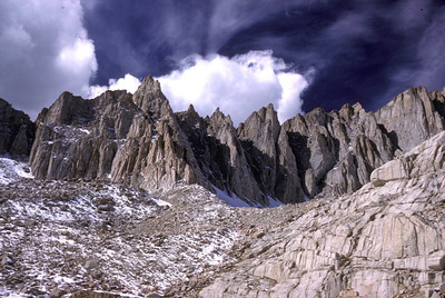 Mt. Whitney 12500ft